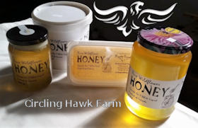 Honey Container Sizes and Cut Comb Honey